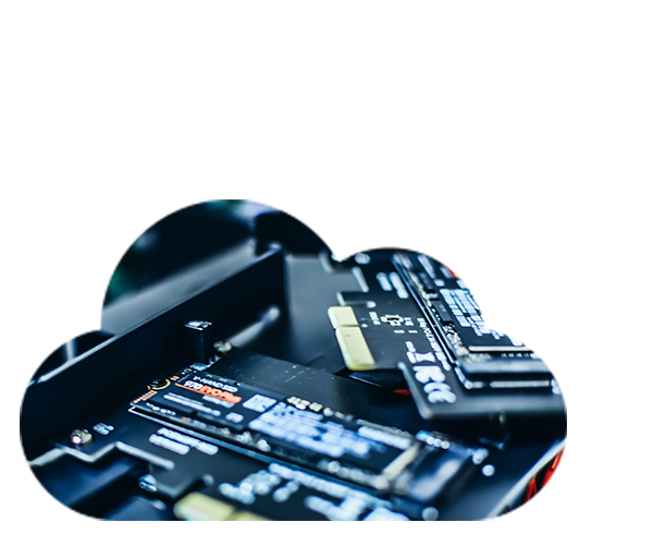 SSD - Solid-State Drive