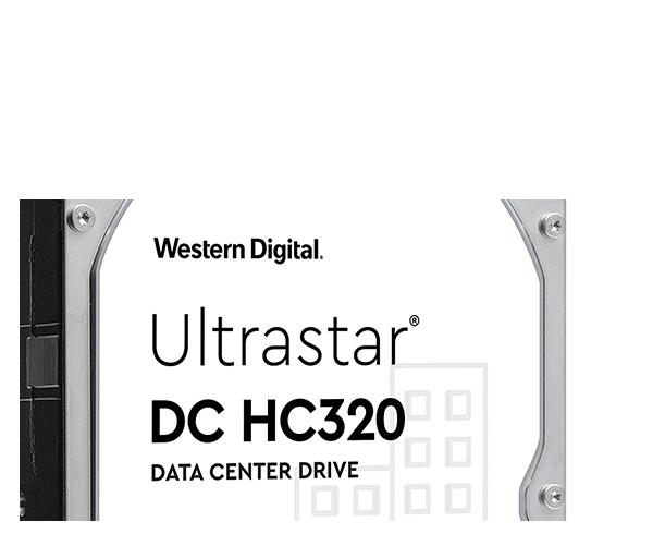 Western Digital Ultrastar - DC HC320 Data Center Drive